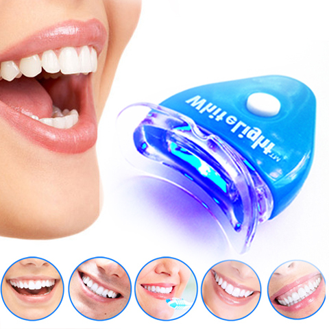Luz Uv Dental Whitelight Dentes Branqueamento Gel Clareador Dental