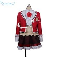 Dança com devils tachibana ritsuka cosplay traje palco desempenho roupas, personalizado perfeito para você!