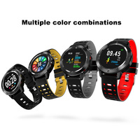 Smart Watch Waterproof Tempered Glass Fitness Tracking Heart Rate Monitor Sport Wristwatch NK Shopping