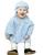 2016 Moda Combi Bebé Abrigos niños de La Muchacha Outwear Fleece ropa Poncho Del Cabo del capote de Los Niños