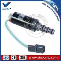 SK200-3 kobelco 굴삭기 유압 솔레노이드 밸브 SKX5P-17-212A SKX5P-17-208