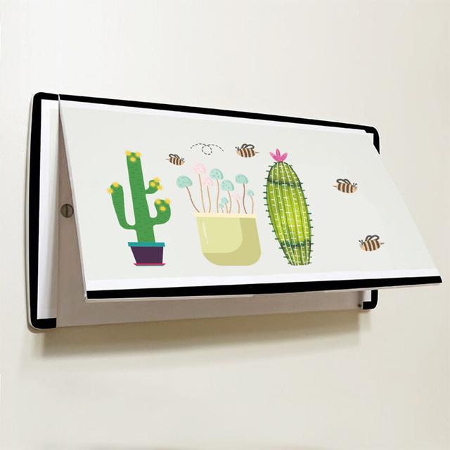 Cactus pot Stickers