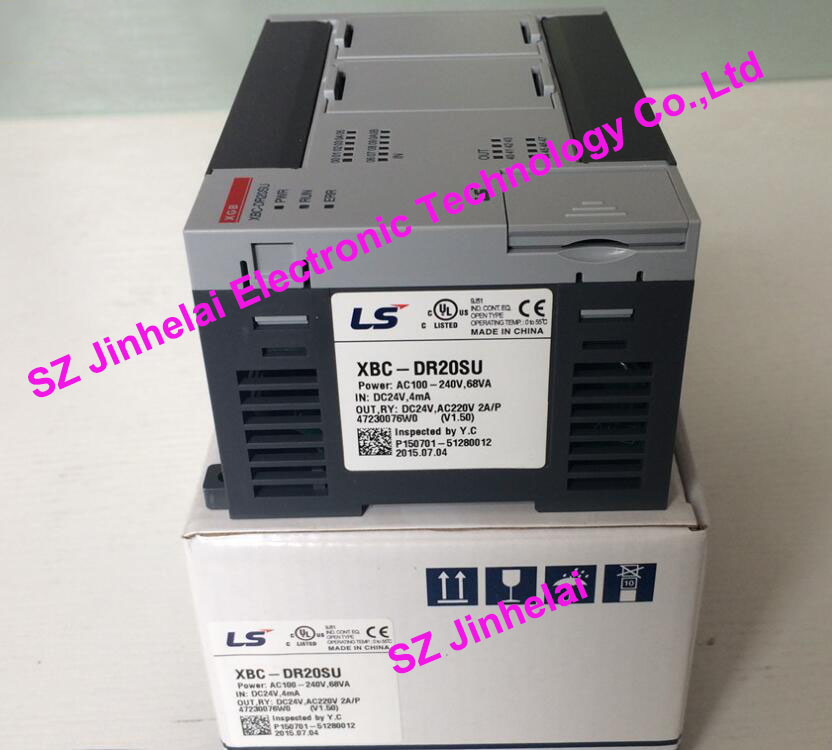 100% New and original XBC-DR20SU LS(LG) PLC controller 100% new and original xbc dr30su ls lg plc controller