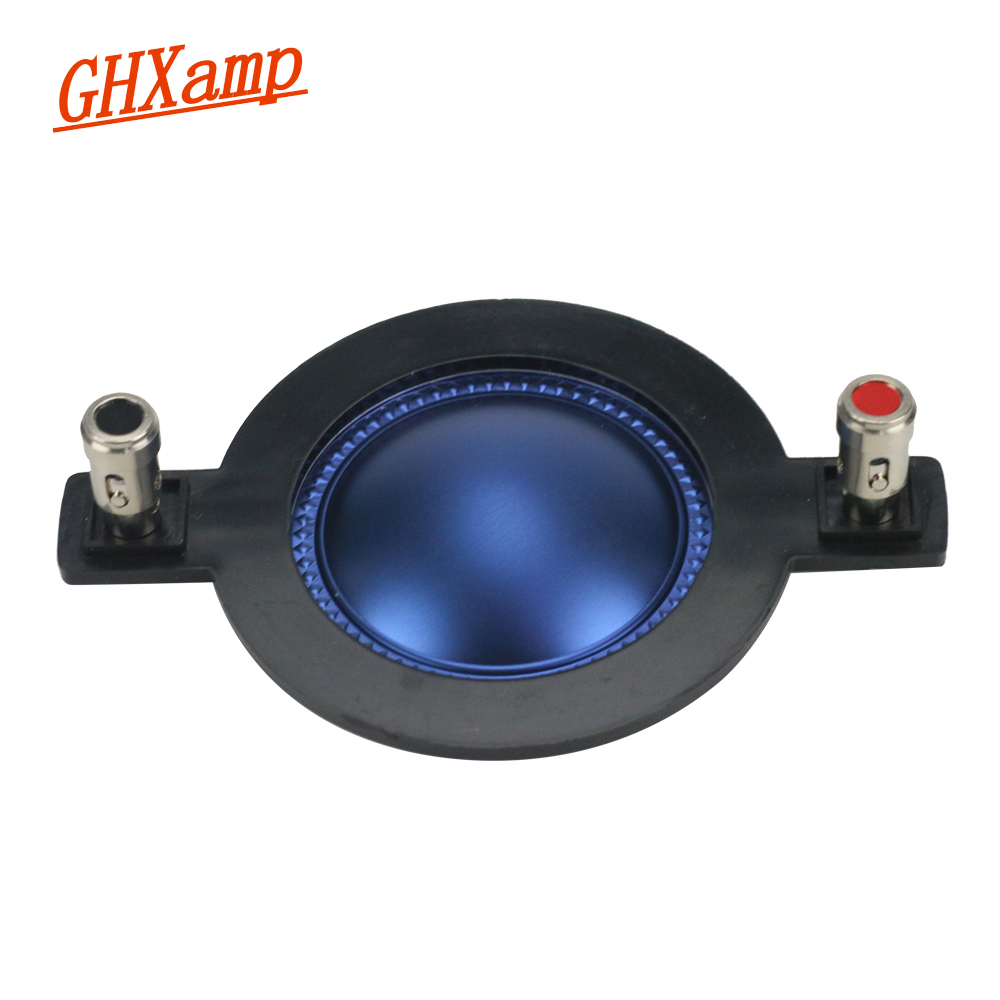 Speaker Accessories Back To Search Resultsconsumer Electronics Ghxamp 44.4mm Flat Wires Tweeter Speaker Voice Coil Blue Film Aluminum With Column 44.4 Core Tweeter Driver Accessories Agreeable Sweetness