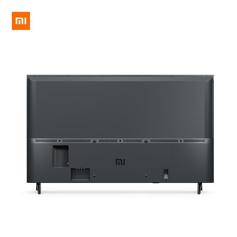 Télévision Xiao mi mi TV 4S 50 pouces 4K QFHD HDR écran TV ensemble WIFI 2GB + 8GB DOLBY AUDIO Android Smart TV | support mural cadeau - 4