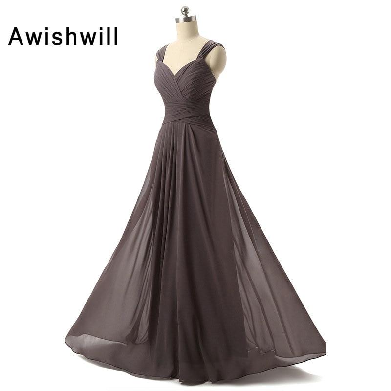 Discount Designer Evening Dresses: Elegant Cap Sleeve Simple Long Evening Dress Party Women