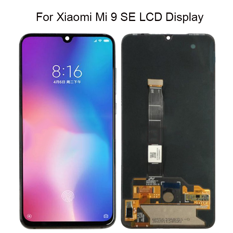AMOLED LCD For Xiaomi Mi 9 LCD Display Touch Screen Digitizer Assembly Replacement Parts Display Mi9 For Xiaomi Mi 9 SE LCDAMOLED LCD For Xiaomi Mi 9 LCD Display Touch Screen Digitizer Assembly Replacement Parts Display Mi9 For Xiaomi Mi 9 SE LCD