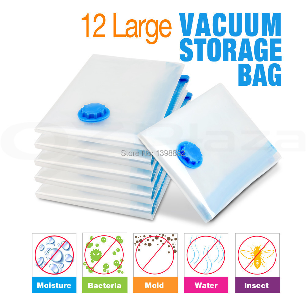 Lot 60x80 Vacuum Storage Bags Saver