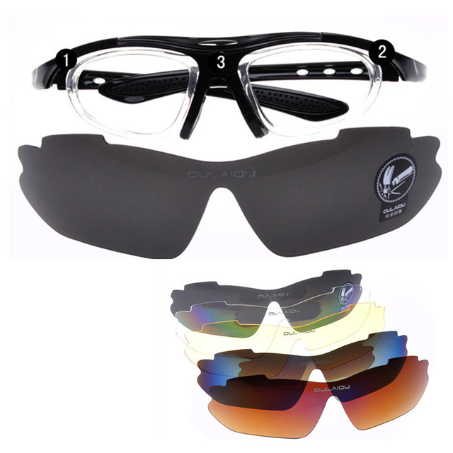 Oulaiou Polarized Bersepeda Kacamata Sepeda Kacamata Sepeda Kacamata  Kacamata Mata Kacamata Kacamata Kacamata UV400 Bukti 7ffefb255a