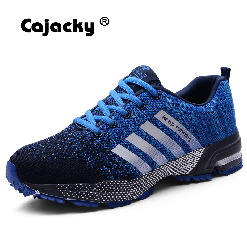 Cajacky Running Shoes Men Sneakers Plus Size 1