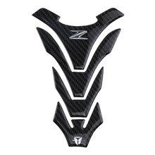 KODASKIN Motorcycle Carbon Tank Pad Sticker Decal Emblem GRIPPER STOMP GRIPS EASY for KAWASAKI Z800 Z1000 Z750