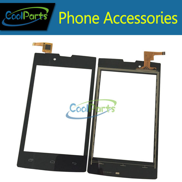 1PC/Lot High Quality For Beeline Smart 6 Touch Screen Digitizer Touch Panel Lens Glass Sensor Replacement Part Black Color