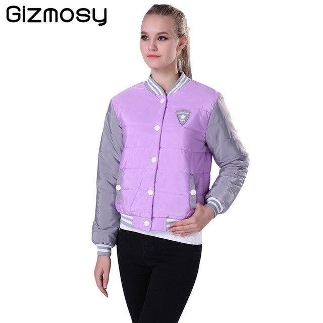 2016 New winter jacket women Korea uniform warm jackets winter coat women cotton female parkas Women's winter jacket BN016