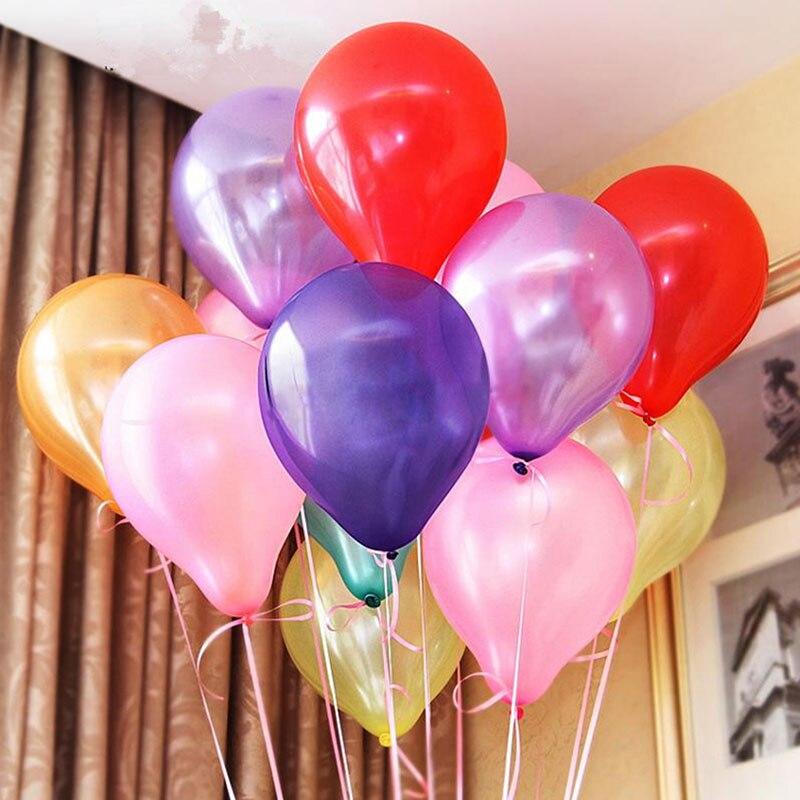 100 globos metalizado rosa globo globos calidad de Europa