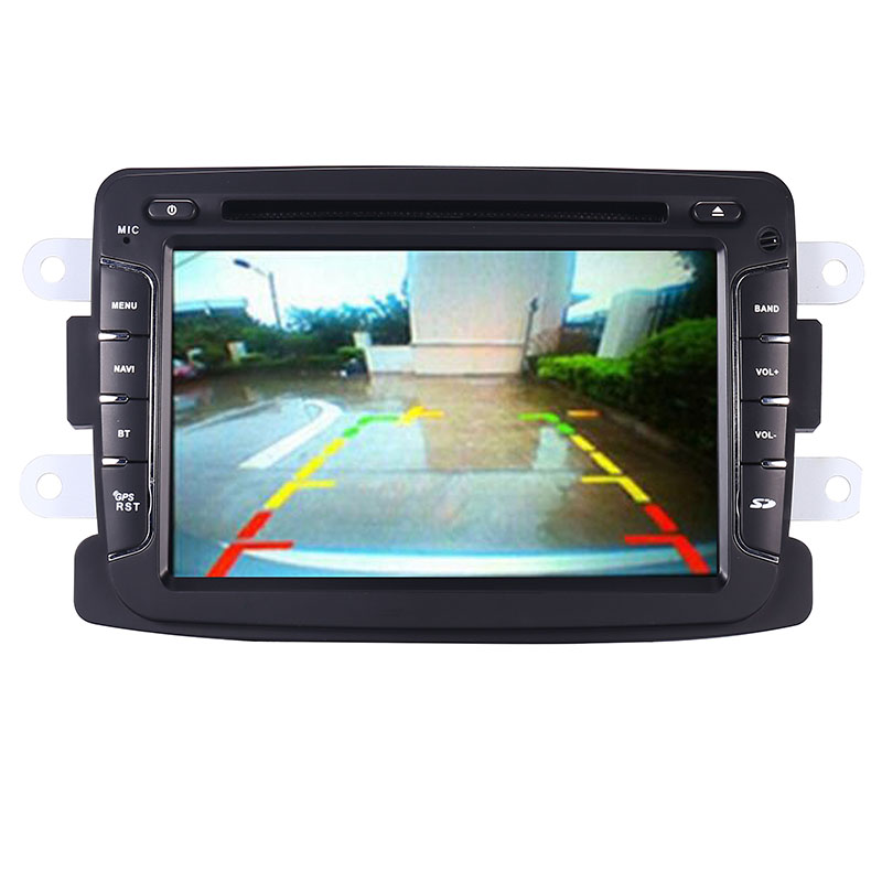 Image 5 - 2din Android 9.0 Car DVD Player For Renault Duster Dacia Sandero Capture Lada Xray 2 Logan 2 RAM 3G WIFI GPS Navigation Radio-in Car Multimedia Player from Automobiles & Motorcycles
