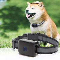 Pet GPS Locator Waterproof Anti lost Real time Tracking Postioning Collar for Dog Cats 2019ing