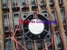 100%New Original 1606KL-04W-B30 4015 12V 0.09A 2WIRE Cooling Fan