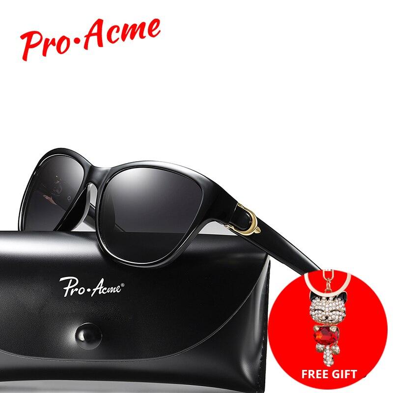 134b068bd20d Pro Acme 2019 Cat Eye Sunglasses Women Cat Eye Polarized Sunglasses Lady  Luxury Brand Vintage Sun Glasses lentes de sol PA1212