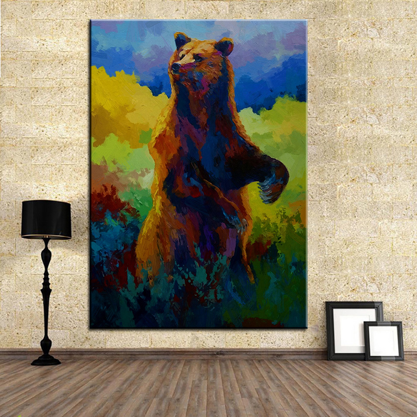 Bear Wall Art online get cheap bear wall art -aliexpress | alibaba group