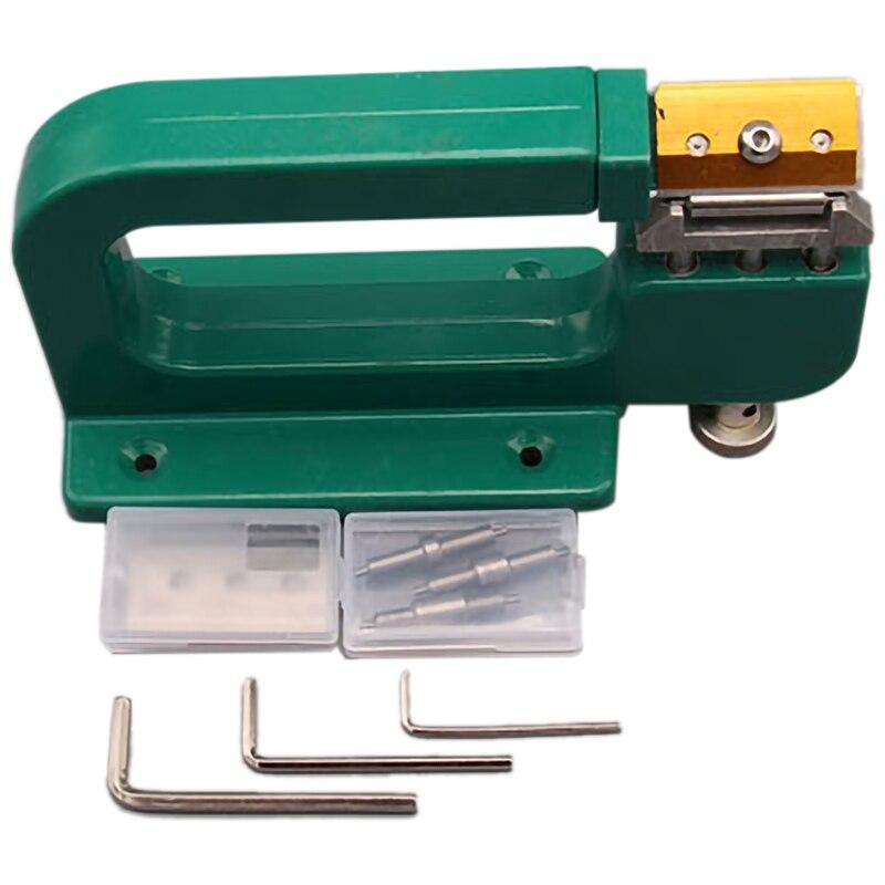 Quality Leather Craft Splitter Paring Peeling Machine Edge Cut Skiving Shovel DIY Shovel Skin Machine,leather Splitter