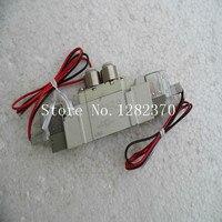 [SA] New Japan genuine original SMC solenoid valve SY5220 5LZD C6 spot 5pcs/lot