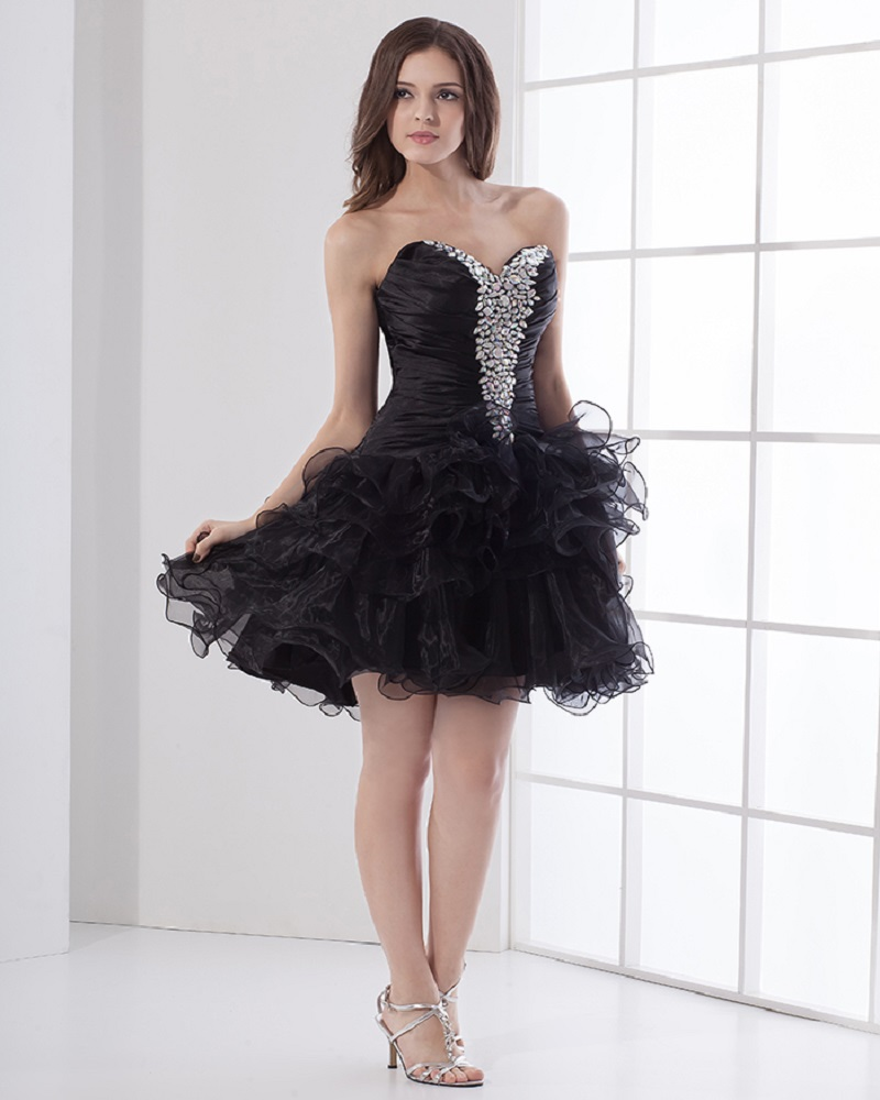 Compare Prices on Black Homecoming Dresses for Juniors- Online ...