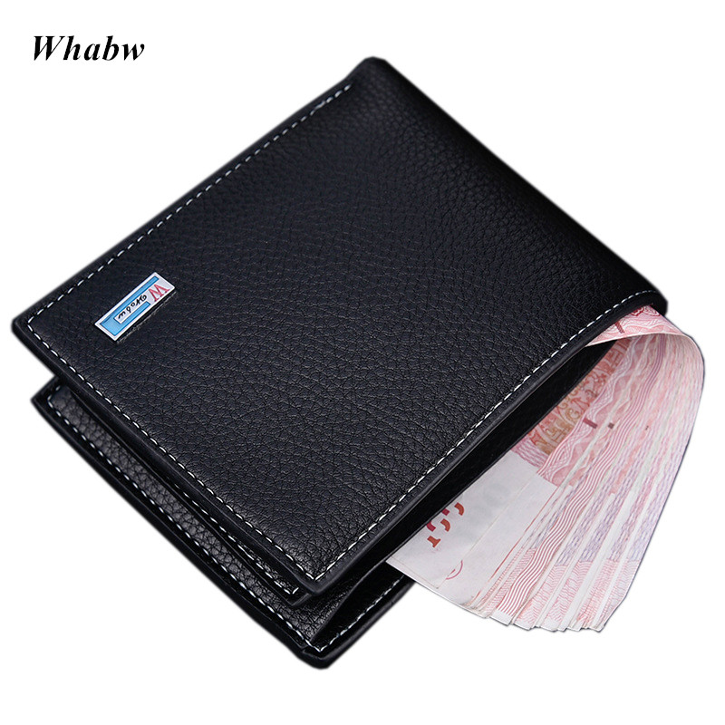 Dollar Price Men Wallets Brand Leather Wallet Soft Wallets With Coin Pocket Thin Purse Card Holder For Men Fashion Slim bogesi men s wallets famous brand pu leather wallets with wallet card holder thin slim pocket coin purse price in us dollars