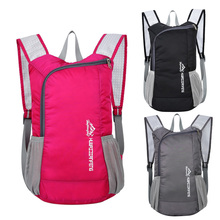 Waterproof Bionic Foldable Backpack Portable Package Unisex Leisure Bag 150g