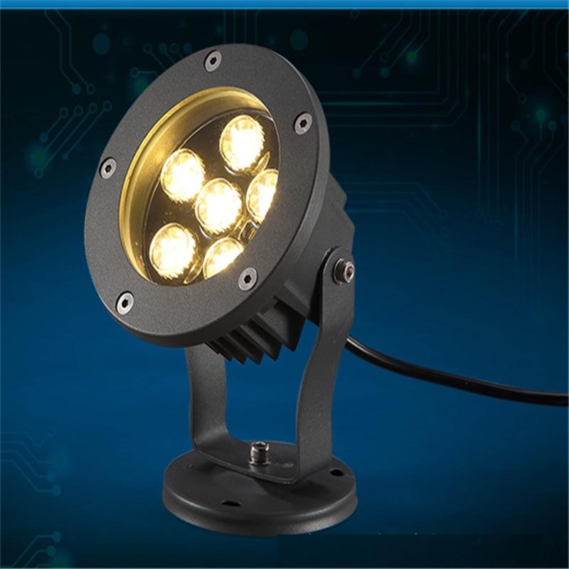 IP65 Outdoor Led Spot Lamp For Garden ,park ,trees