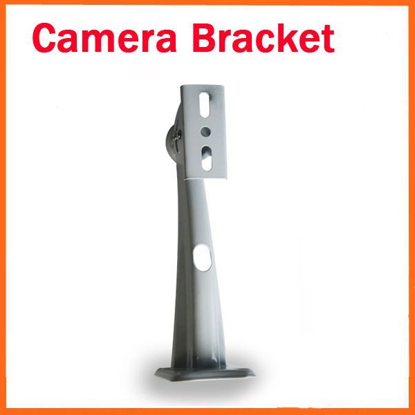 camera Bracket New Wall Mount For Security Camera Cctv Bracket Stand Ceiling Metal Camcorder mool silver metal wall ceiling mount stand bracket for cctv security ip camera 4pcs