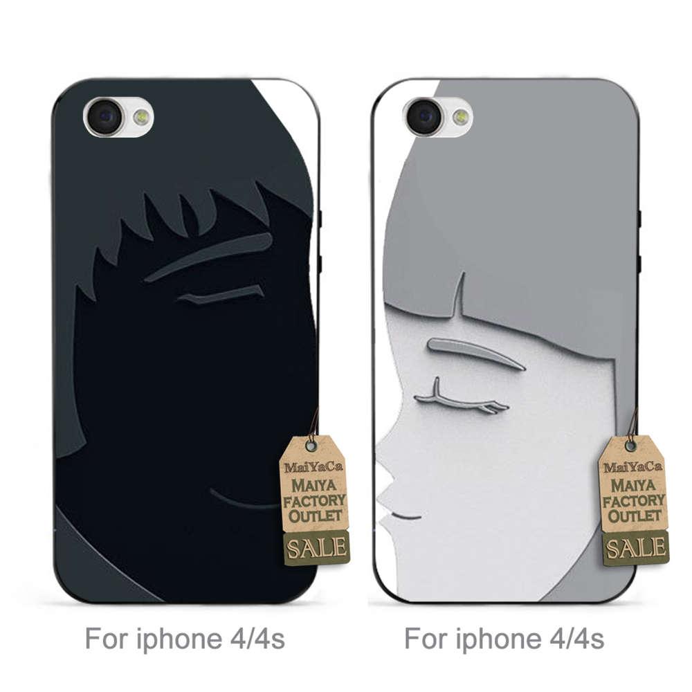 Negro suave de silicona TPU Teléfono Amante Accesorios Ozaki Libera Negro pareja