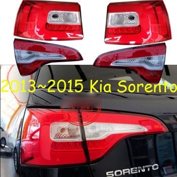 1pcs KlA Sorento taillight,LED,2013~2015year,Free ship!SportageR,soul,spectora,k 5,sorento,kx5,ceed,Sorento rear lamp фото