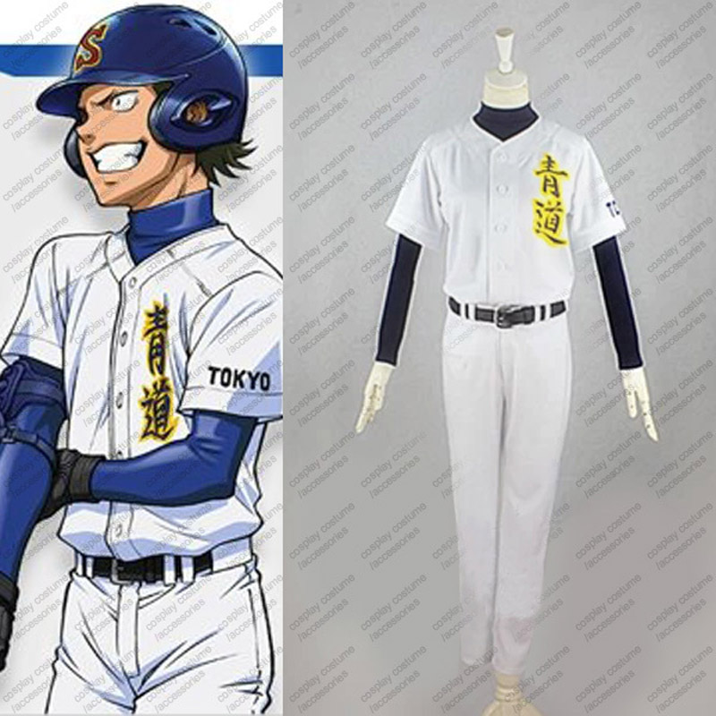 Daiya No Ace Ace Of Diamond Images Diamond No Ace: Ace Of Diamond Daiya No A Eijun Sawamura Satoru Furuya