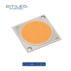 Citizen COB Series Version 6 CLU048 1212 ideal holder pin fin heat sink Meanwell driver 100mm glass lens / reflector(China)