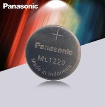 Новый оригинальный Panasonic ML1220 3V ML 1220 перезаряжаемый CMOS RTC BIOS резервная батарея батарейки для монет