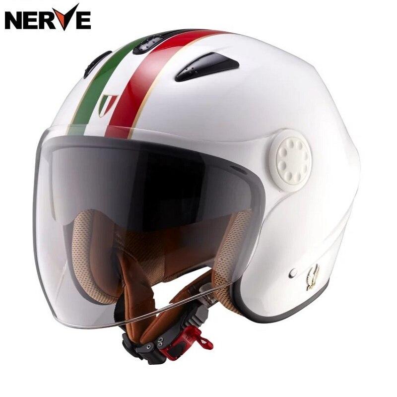 Веккио Moto rcycle Шлем Винтаж весп Moto шлем открытым лицом 3/4 Moto rcycle Moto rcross Шлем capacete каско струи ретро шлем