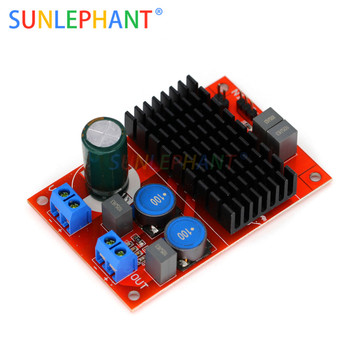 New Arrival DC 12V-24V TPA3116 Mono Channel Digital Power Audio Amplifier Board BTL Out 100W 75mm X50mm Electric Modules Rated 4 image