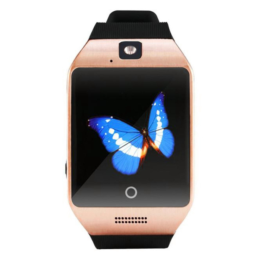 EPULA  Smart Watch Q18, Smartwatch, support SIM TF card, camera MP3 Bluetooth smart clock, GSM phone for Android & iOS