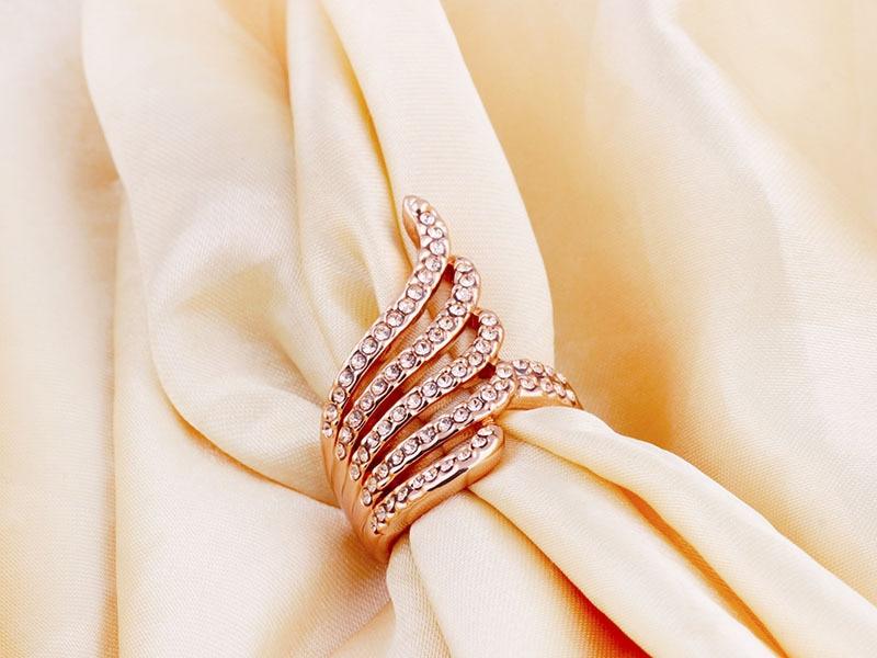 R122 Top Quality New Arrival 2015 Latest Unique Design Rose Gold ...