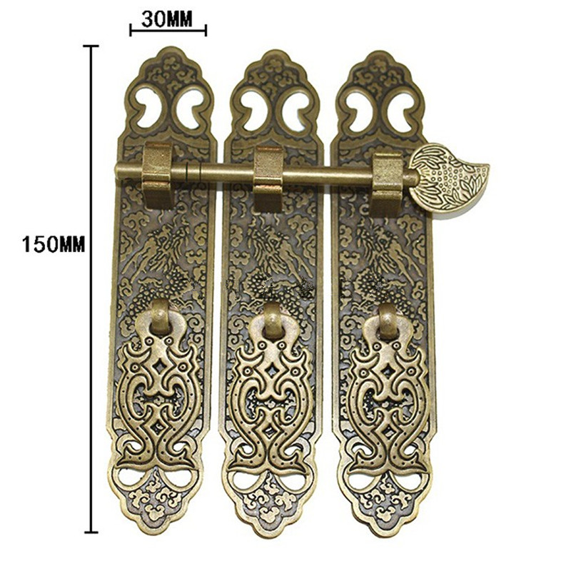Brass Dragon Handle,Kitchen Drawer Cabinet Door Double Handle Furniture Knobs Hardware Cupboard Pull Handles,30*150,1Set цена
