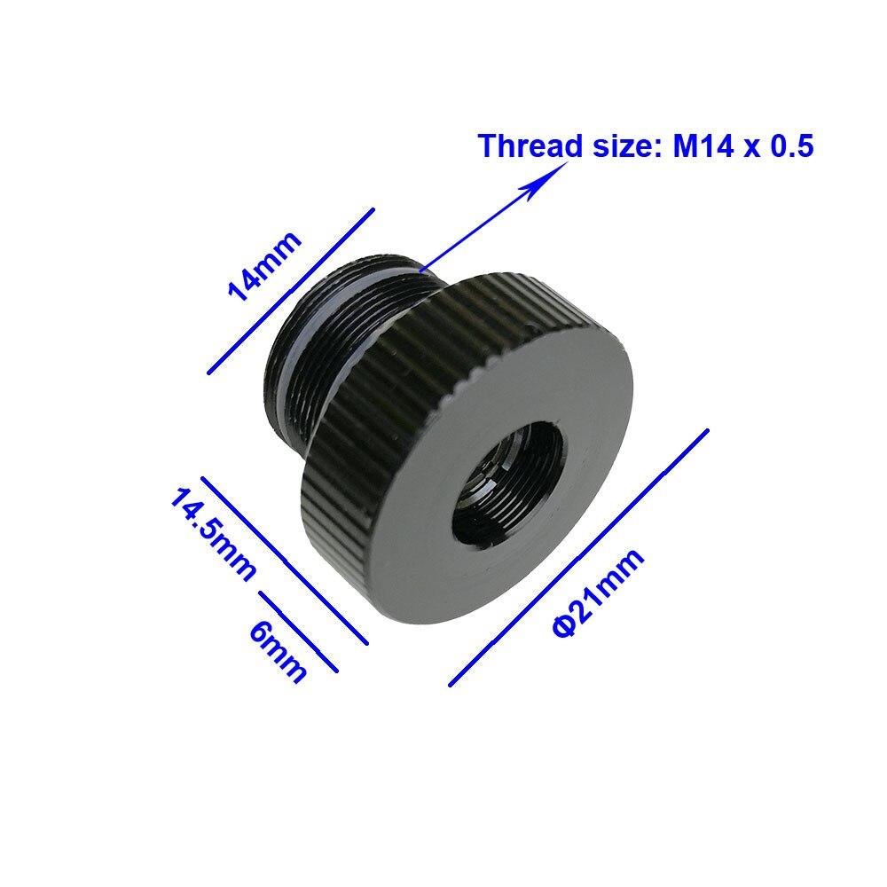 Tgleiser m14 * 0.5 focalizando a lente