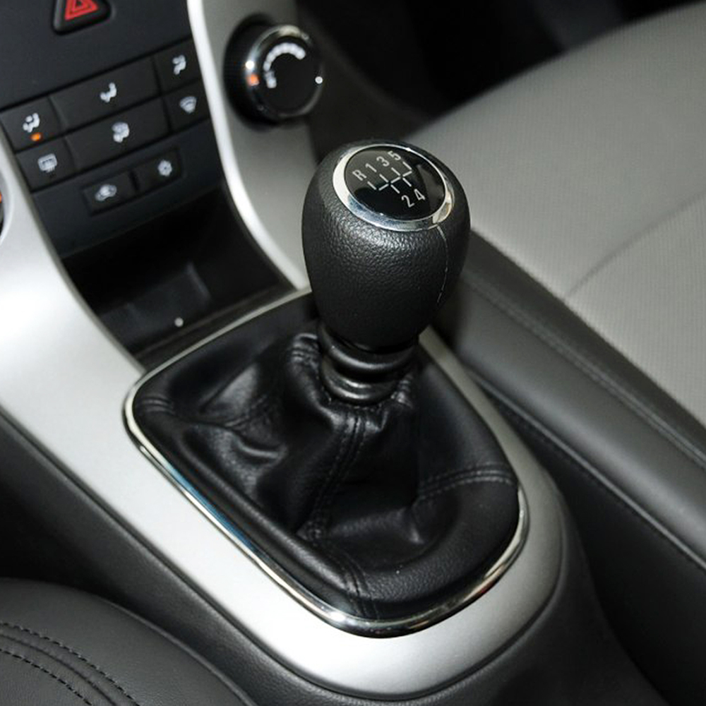 new black 5 speed manual transmission gear shift knob for chevrolet chevy cruze 2008 2014 gear. Black Bedroom Furniture Sets. Home Design Ideas