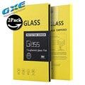 GXE Vidrio Templado (9 H/0.25D/0.26mm) para xiaomi redmi pro 4 4a 4 primer 3x3 s primer 3 s 3 2 película protecter pantalla 2 unids/lote
