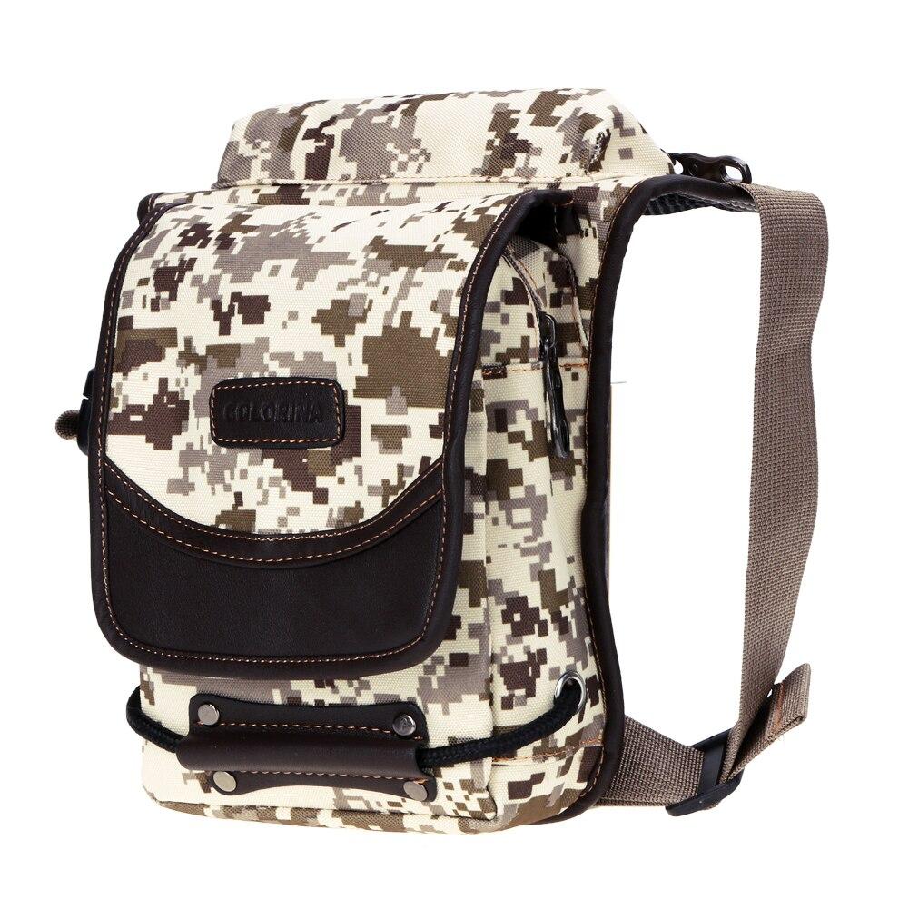 cair bolsa de perna pacote Composição : Canvas Waist Belt Pouch Bag