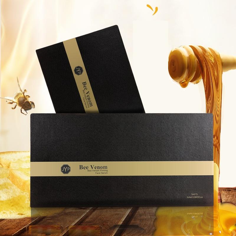 Nouvelle zélande JYP Organique Naturel Venin D'abeille Raffermissant Sérum Pour Le Visage Au Miel de Manuka Anti Vieillissement Hydratant soins de La Peau