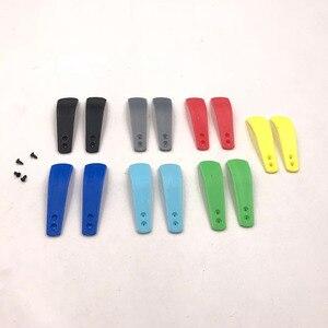 Image 4 - Paletas de plástico multicolor para mando Sony Playstation 4 PS4