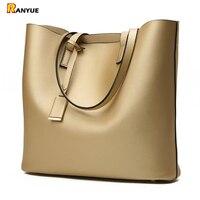 Luxury Handbags Women Bags Designer High Quality Leather Women Bag Black Big Solid Women Shoulder Bags
