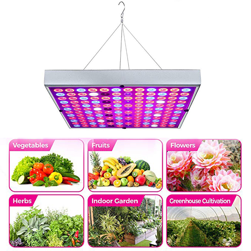 Growing Lamps LED Grow Light 25W 45W AC85-265V Full Spectrum Plant Lighting For Plants Lamp Flowers Seedling Cultivation