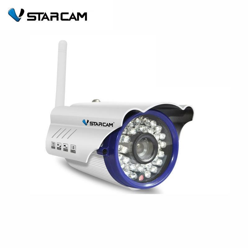 ФОТО Vstarcam C7815WIP/C7815IP 1MP p2p Plug&Play Vifi Infrared Outdoor Bullet Waterproof Onvif Security HD Wireless 720P IP Camera