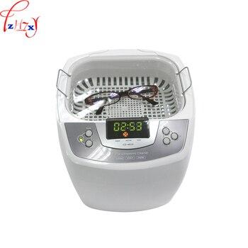Ultrasonic cleaning machine CD-4810 household intelligent ultrasonic cleaning machine to clean the glasses razor 220V 1pc